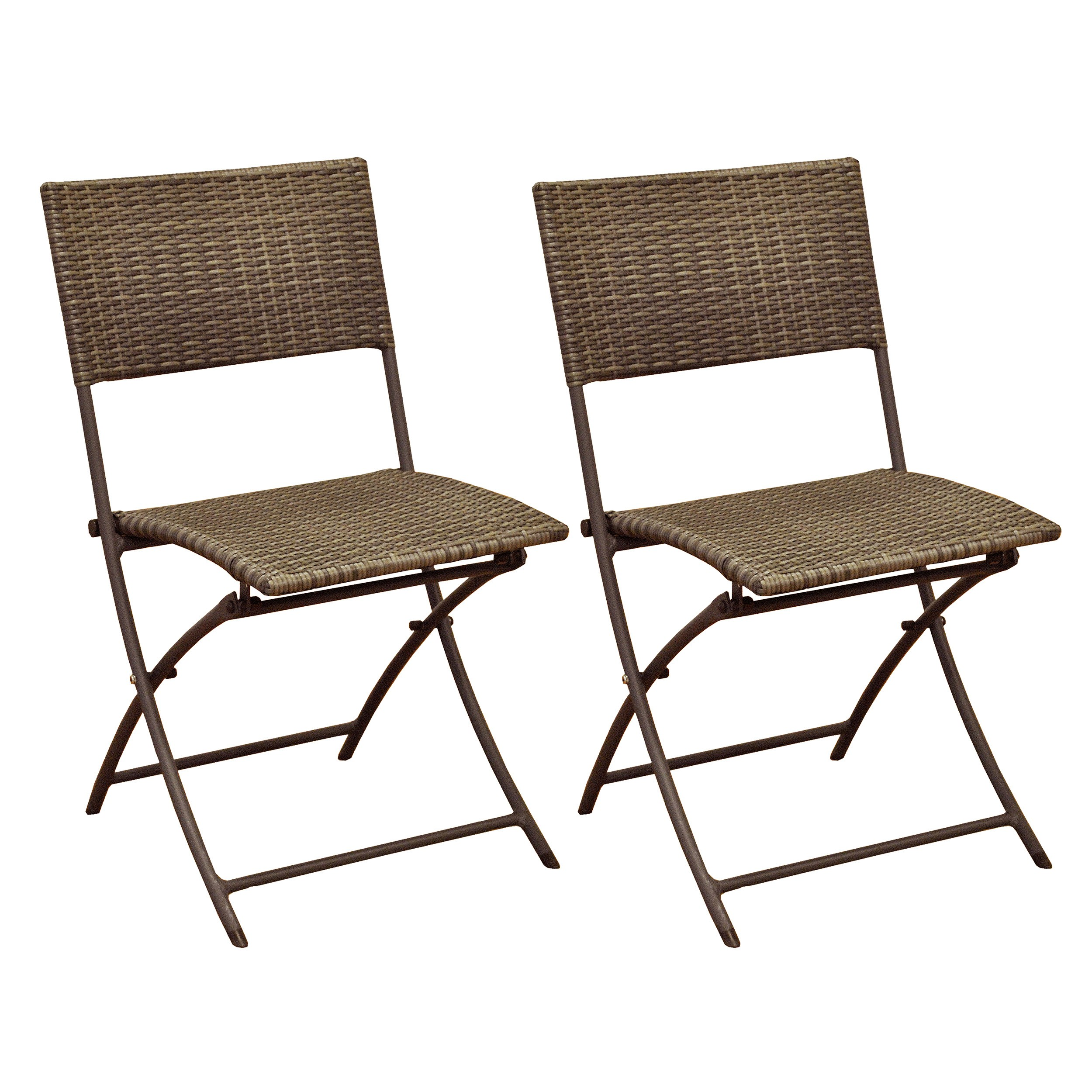 chaise marron d exterieur - Chaise Exterieur