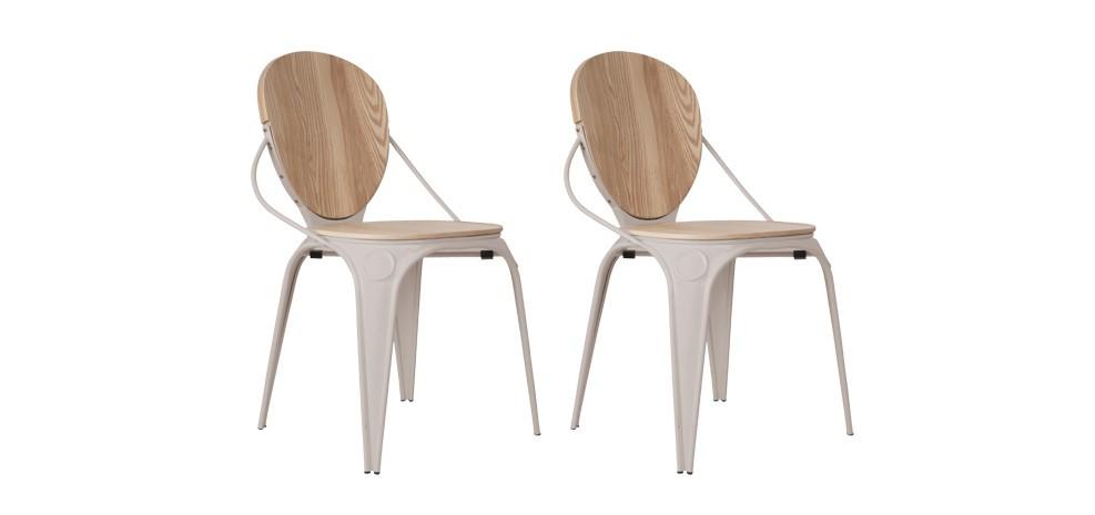 Chaise louis industry grise choisissez les chaises louis for Chaise 1er prix
