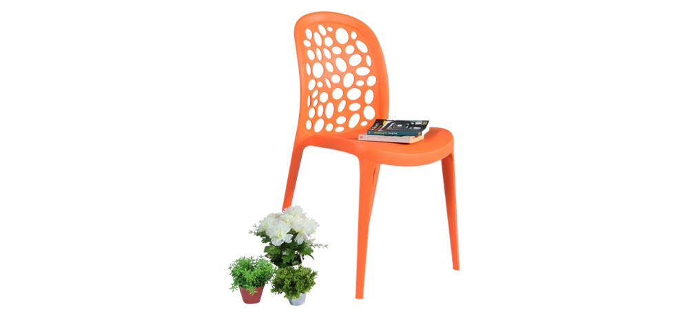 Chaise sala orange commandez nos chaises sala oranges for Chaise design petit prix