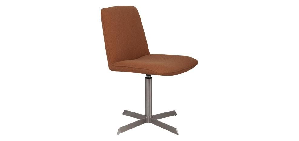 Chaise en tissu marron d couvrez nos chaises en tissu - Chaise marron pas cher ...