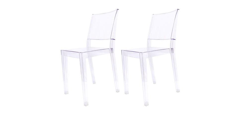 Chaise transparente craquez pour nos chaises l gance for Chaise bas prix