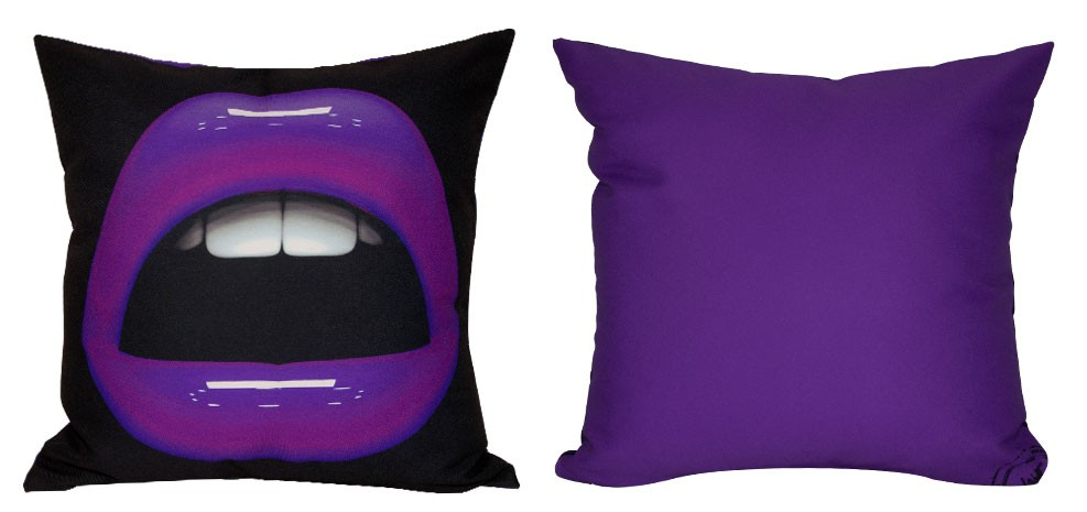 coussin violet d couvrez nos coussins violets design. Black Bedroom Furniture Sets. Home Design Ideas
