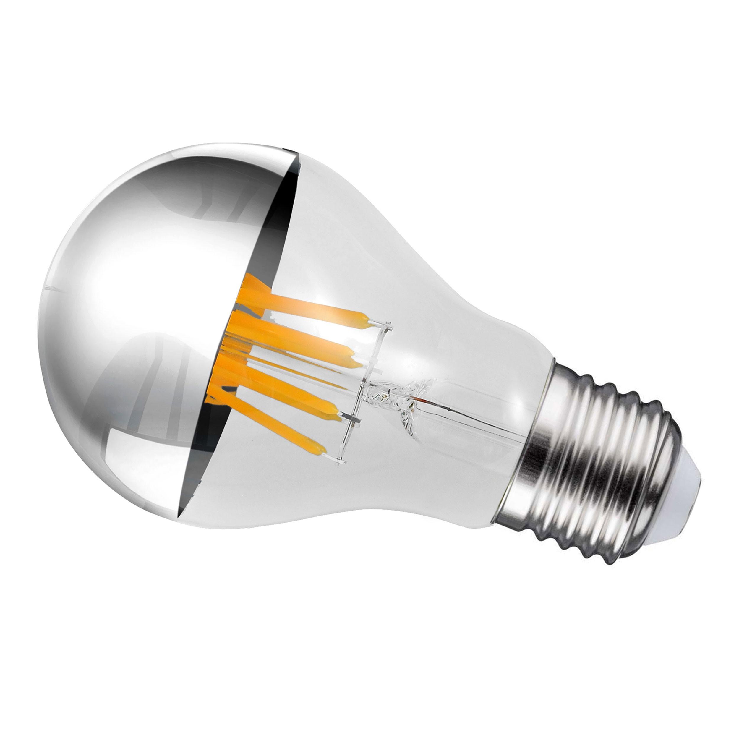 ampoule led calotte chrom e achetez les ampoules led. Black Bedroom Furniture Sets. Home Design Ideas