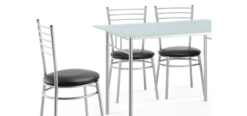 table de cuisine 4 chaises dining disponibilit puis - Chaise Moins Cher