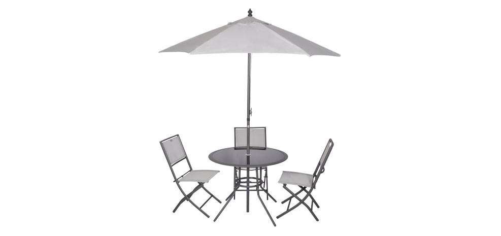 Awesome Table De Jardin Ronde Avec Trou Pour Parasol Ideas - Amazing ...