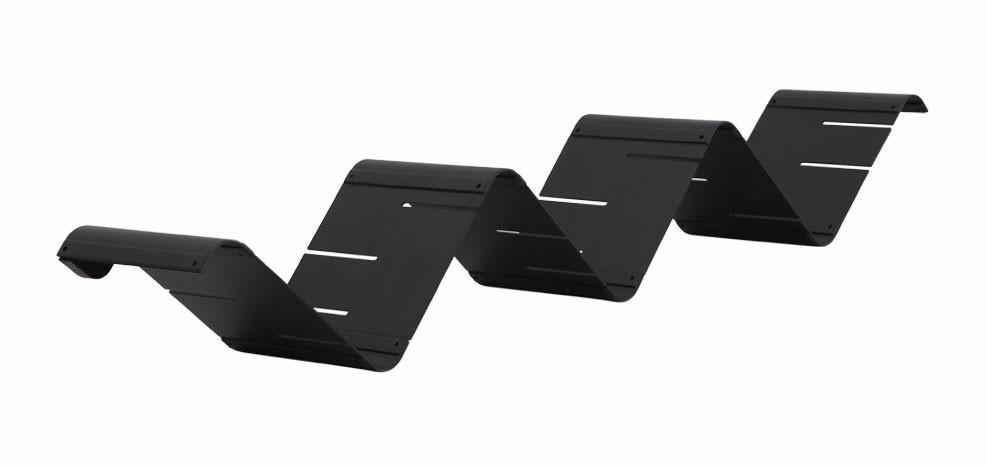 etag re zig zag noire optez pour nos tag res zig zag. Black Bedroom Furniture Sets. Home Design Ideas