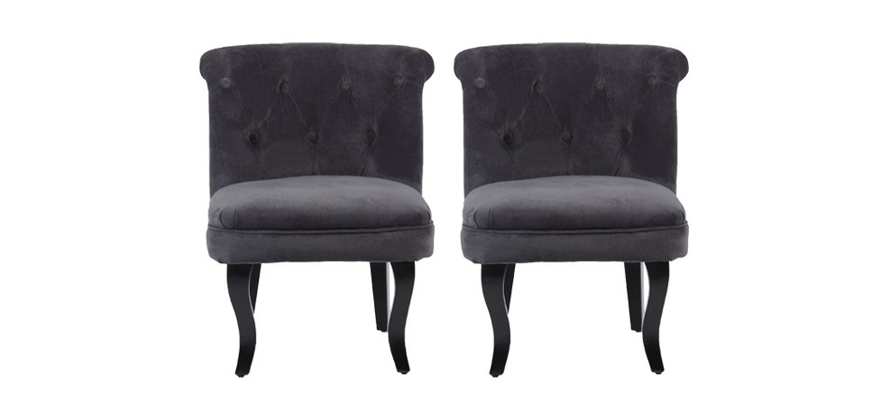 fauteuil crapaud gris achetez nos fauteuils crapaud gris. Black Bedroom Furniture Sets. Home Design Ideas