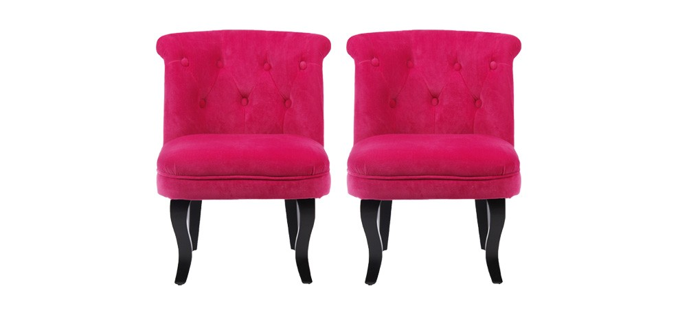 fauteuil crapaud rose achetez nos fauteuils crapaud. Black Bedroom Furniture Sets. Home Design Ideas