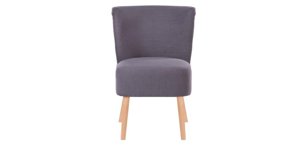 Fauteuil July gris foncé : choisissez nos fauteuils July gris ...