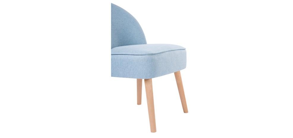 fauteuil milo bleu commandez nos fauteuils milo bleus prix discount rdv d co. Black Bedroom Furniture Sets. Home Design Ideas