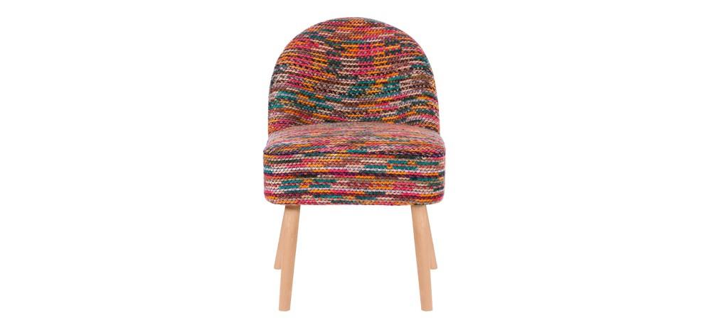 fauteuil milo multicolore installez nos fauteuils milo multicolores dans votre int rieur rdv. Black Bedroom Furniture Sets. Home Design Ideas