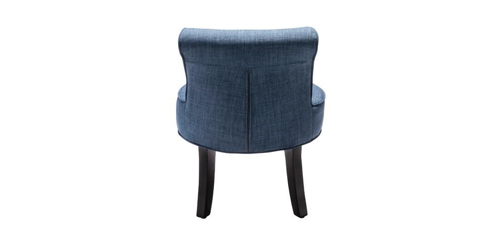 Petit fauteuil Crapaud bleu détendez vous dans nos petits