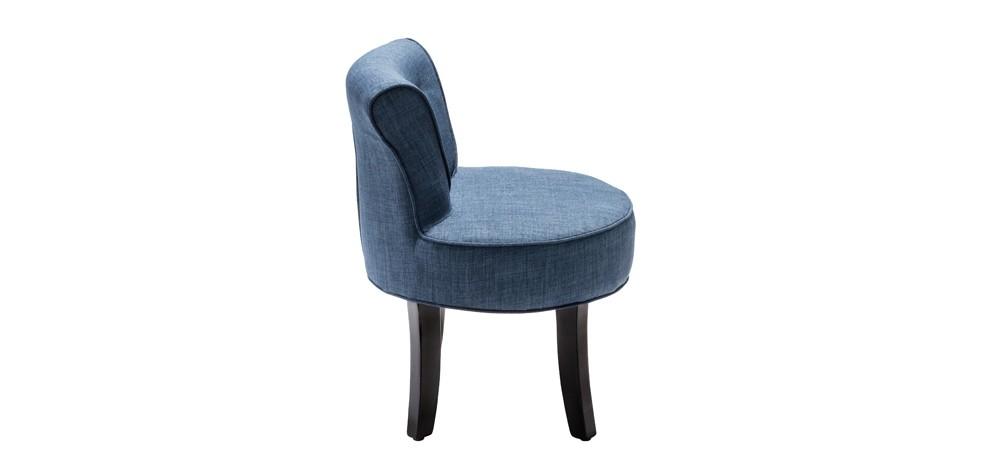 petit fauteuil crapaud bleu d tendez vous dans nos. Black Bedroom Furniture Sets. Home Design Ideas