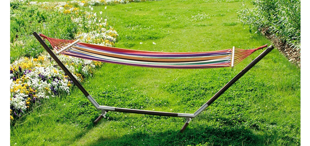 hamac multicolore achetez nos hamacs multicolores prix d 39 usine rdvd co. Black Bedroom Furniture Sets. Home Design Ideas