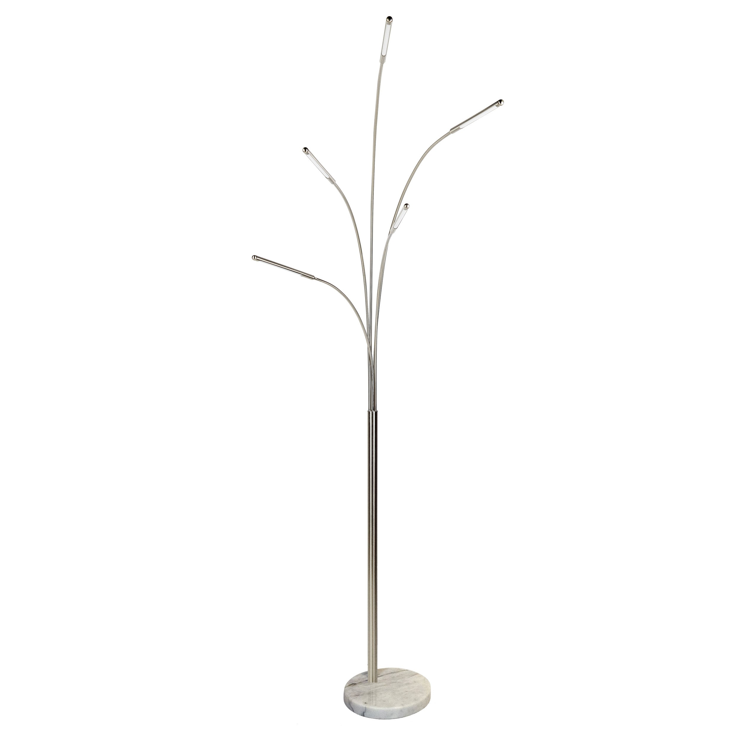 lampadaire 5 branches led