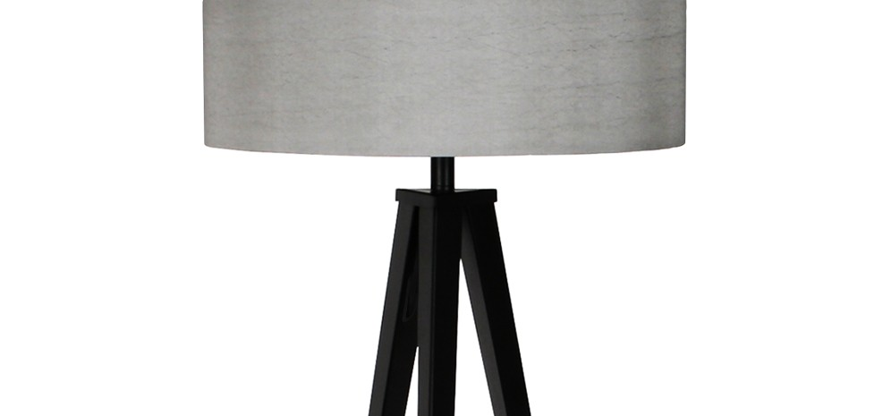 lampadaire tr pied gris d couvrez nos lampadaires tr pied gris rdv d co. Black Bedroom Furniture Sets. Home Design Ideas