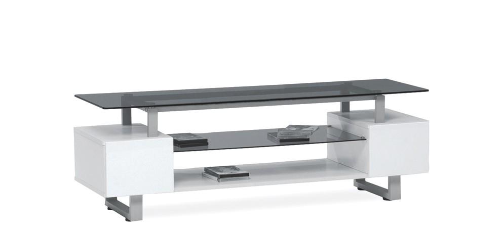 Meuble tv nivel blanc choisissez nos meubles tv nivel for Meuble tv pas cher blanc