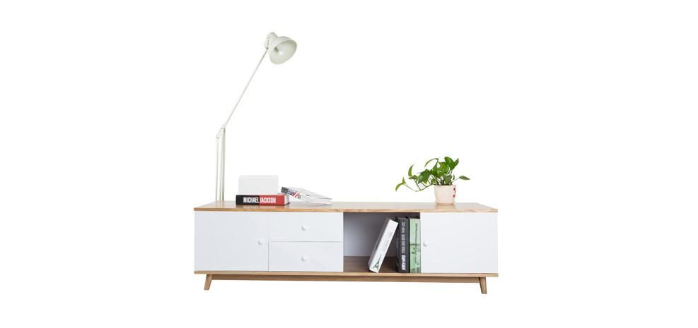 Meuble TV Skandi : achetez nos meubles TV Skandi design - RDV Déco