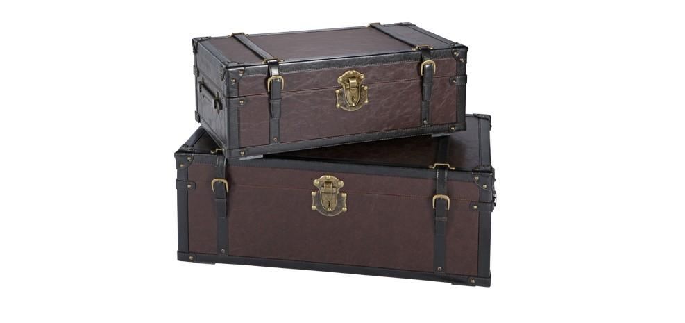 petite malle valise choisissez nos petites malles valises rdv d co. Black Bedroom Furniture Sets. Home Design Ideas