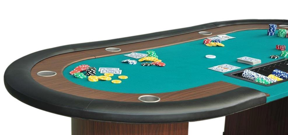 table de poker tapis vert : achetez nos tables de poker- RDV DECO