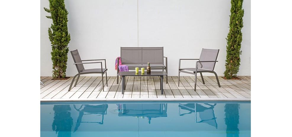 Emejing Petit Salon Jardin Design Gallery - Amazing House Design ...