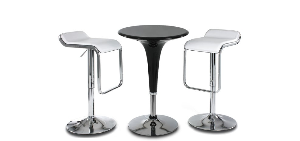 Table de bar pop craquez pour nos tables pop rdv d co - Amazon table de bar ...