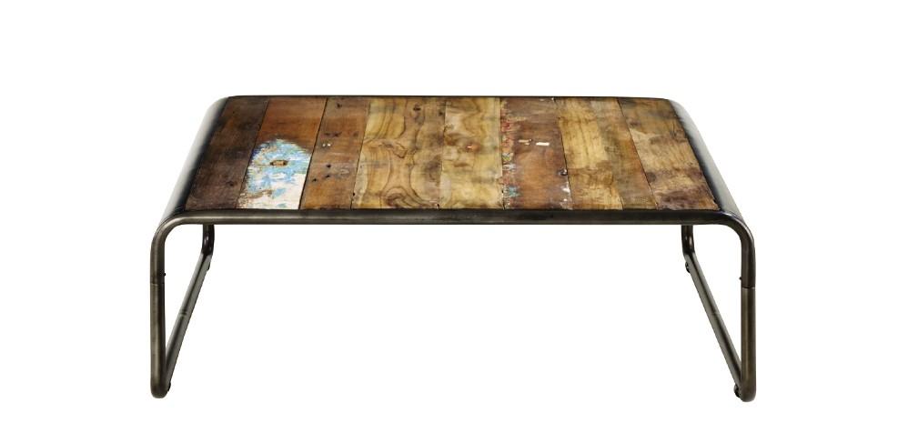 Table basse carr e dock d couvrez nos tables basses - Table basse petit prix ...