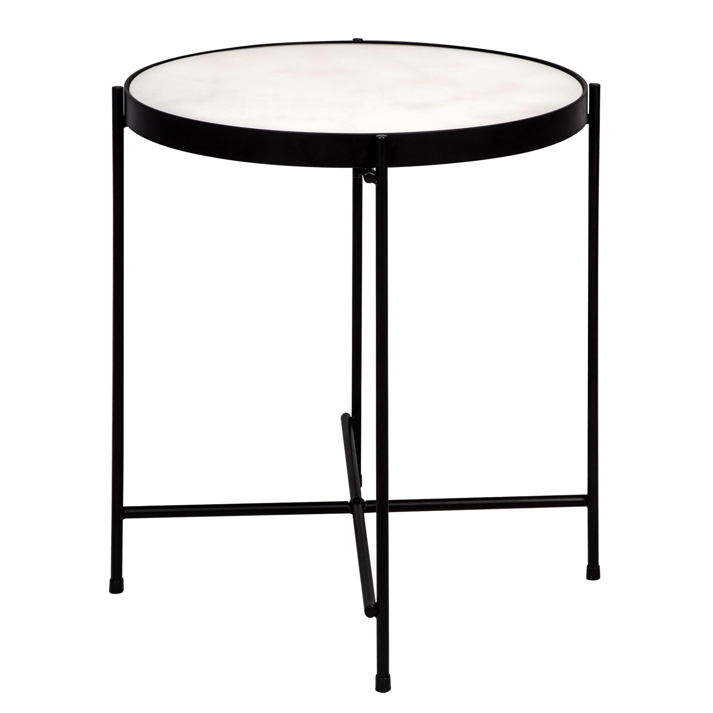 elegant table basse marbre et metal with table basse marbre ronde. Black Bedroom Furniture Sets. Home Design Ideas