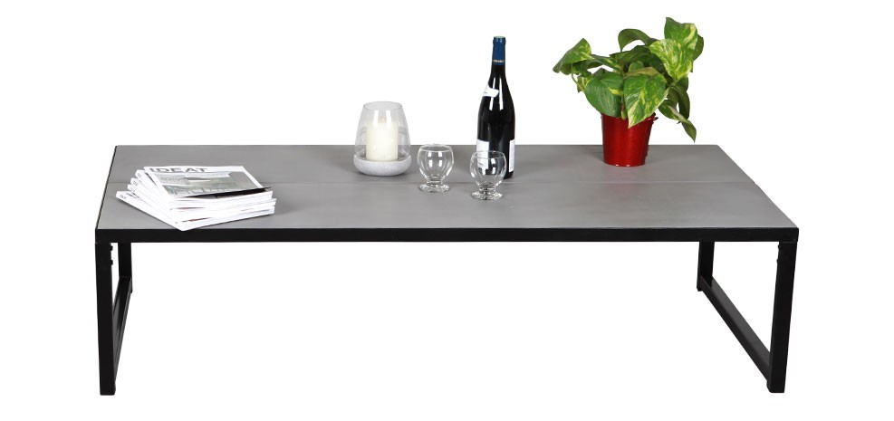 table basse b ton achetez nos tables basses en b ton et en m tal rdvd co. Black Bedroom Furniture Sets. Home Design Ideas