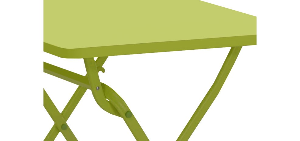 table de jardin verte commandez nos tables de jardin vertes prix r duit rdvd co. Black Bedroom Furniture Sets. Home Design Ideas
