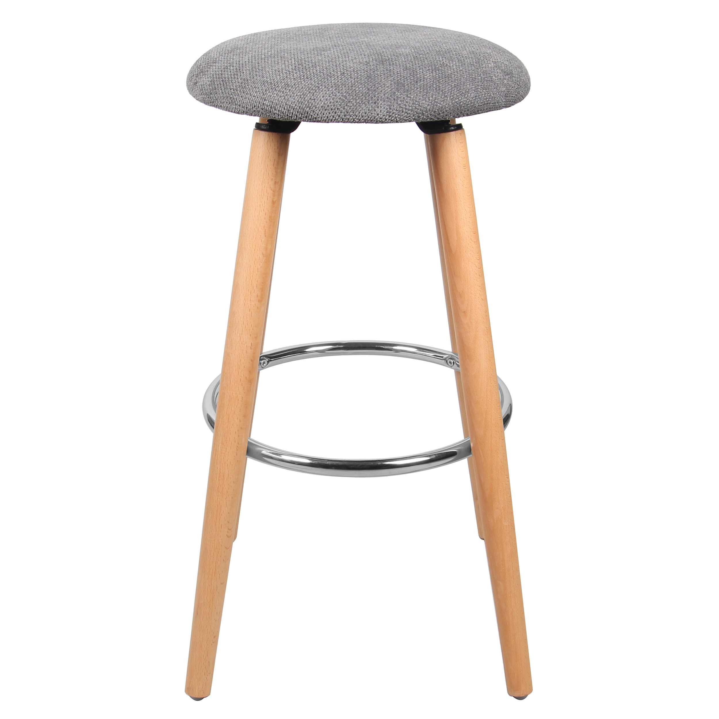 tabouret de bar bergen gris commandez nos tabourets de bar bergen gris rdv d co. Black Bedroom Furniture Sets. Home Design Ideas