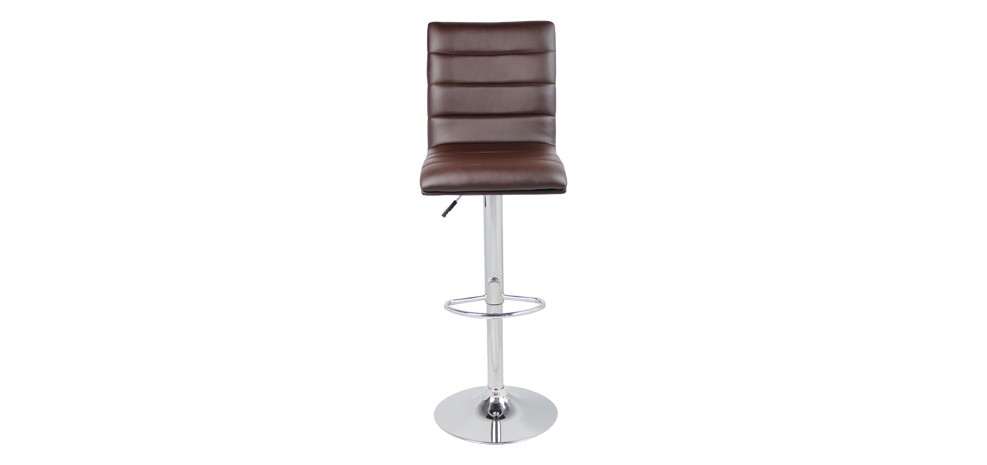 tabouret de bar swing chocolat d couvrez nos tabourets de bar swing chocolat design rdv d co. Black Bedroom Furniture Sets. Home Design Ideas