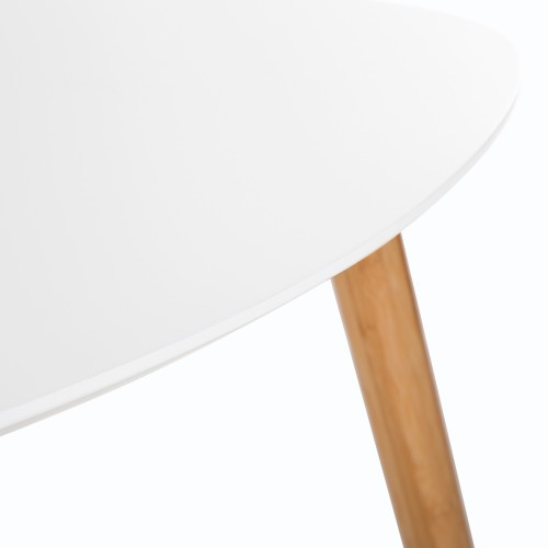 acheter table basse blanche scandinave