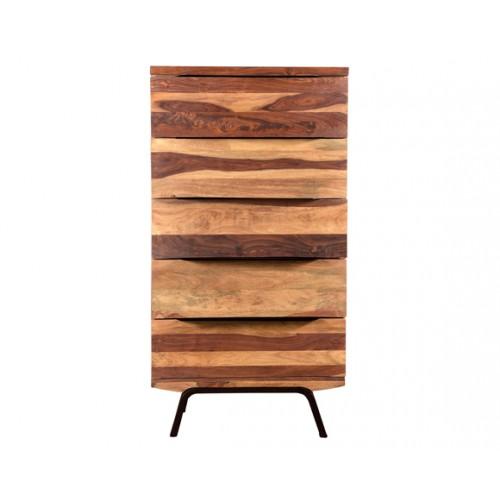 acheter commode bois massif