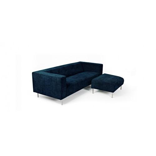 Canap oslo bleu achetez nos canap s oslo bleus design for Salon bleu nuit