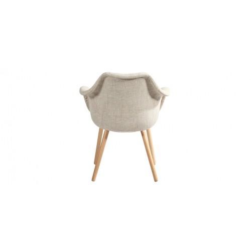 Chaise anssen beige commandez nos chaises anssen beige for Chaise petit prix
