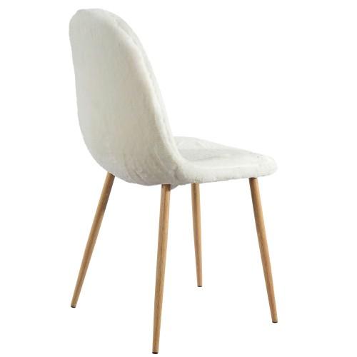 chaise pilou blanche lot de 2 d couvrez nos chaises pilou blanches lot de 2 rdv d co. Black Bedroom Furniture Sets. Home Design Ideas
