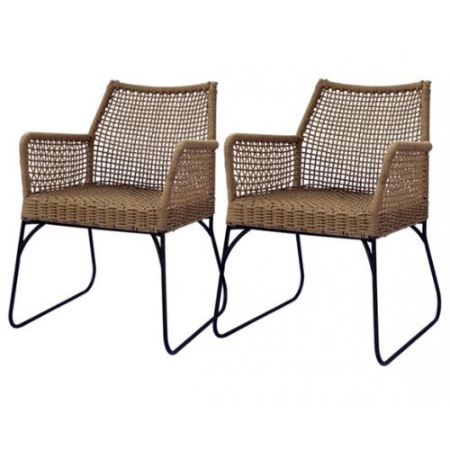 achat chaise corde tressee couleur naturelle pas cher