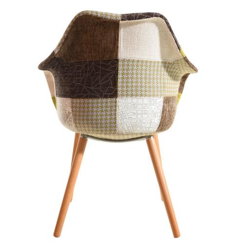 achat chaise design multicouleur