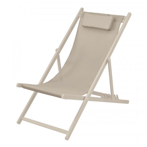 Achat Chaise Longue Taupe