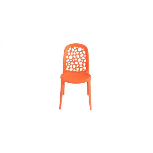 Chaise Sala Orange Commandez Nos Chaises Oranges Design Rdvdco