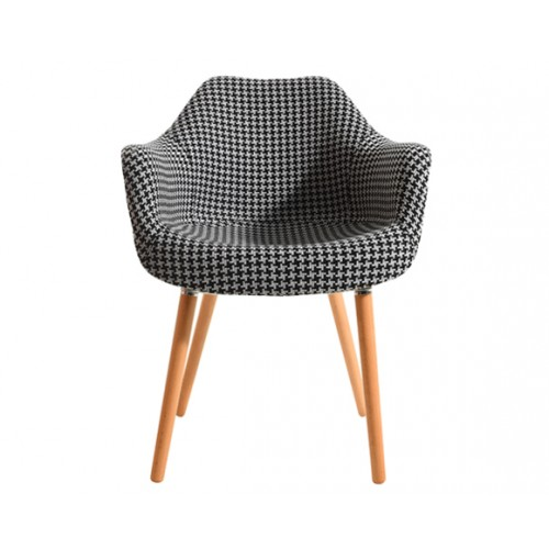 achat chaise patchwork a motif