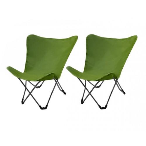 achat chaise pliante verte