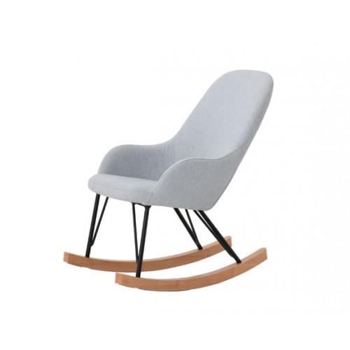 Rocking chair Malibu bleu gris [enfant]