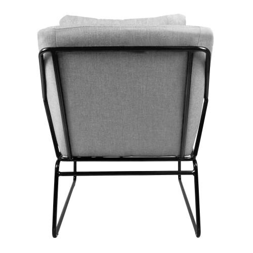 Fauteuil Pitea gris clair découvrez les fauteuils Pitea gris clair