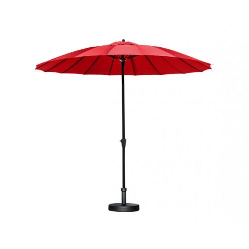 achat grand parasol rouge