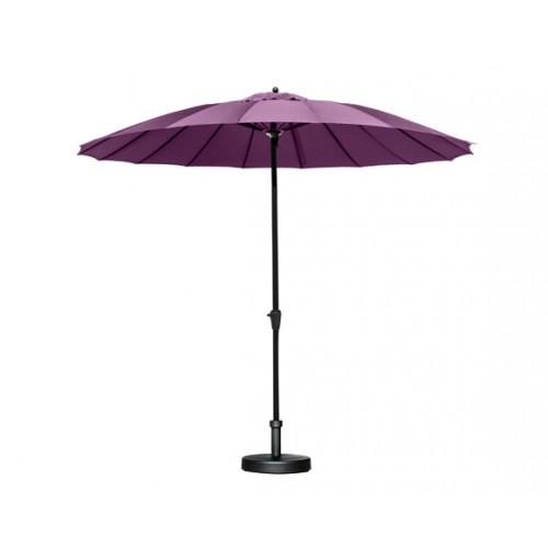 achat grand parasol violet