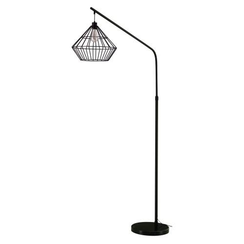 acheter lampadaire cage