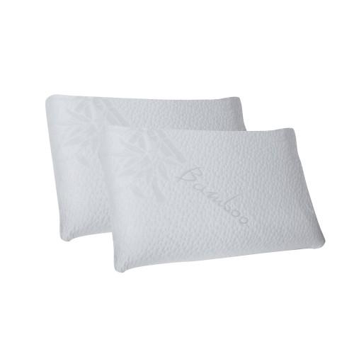 achat oreiller bio memoire de forme 60 x 40 cm