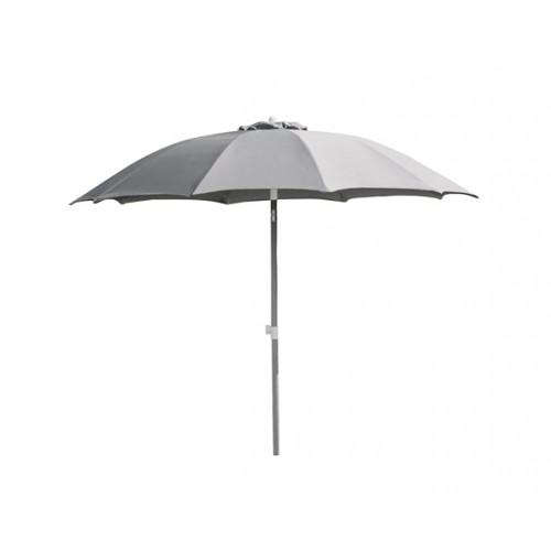 achat parasol gris